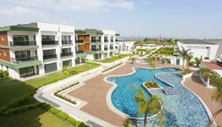 Riverfront Apartments with Private Marina in Manavgat, Antalya / Manavgat - video