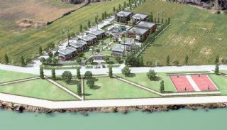 Riverfront Apartments with Private Marina in Manavgat, Property Plans-1