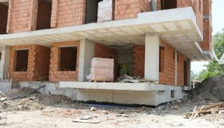 New-Built Modern Apartments in Antalya Konyaalti, Construction Photos-3