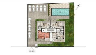 New-Built Modern Apartments in Antalya Konyaalti, Property Plans-4