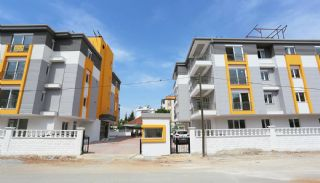 2+1 Cheap Apartments with Separate Kitchen in Kepez, Antalya / Kepez - video