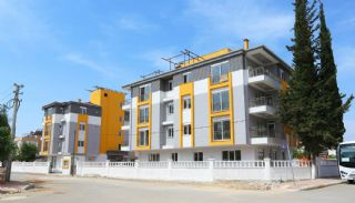 2+1 Cheap Apartments with Separate Kitchen in Kepez, Antalya / Kepez