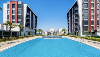 Smartly Designed 3 Bedroom Apartments in Antalya Kepez, Antalya / Kepez