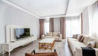 Smartly Designed 3 Bedroom Apartments in Antalya Kepez, Interior Photos-1