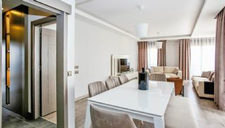 Smartly Designed 3 Bedroom Apartments in Antalya Kepez, Interior Photos-4