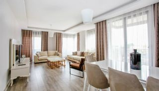 Smartly Designed 3 Bedroom Apartments in Antalya Kepez, Interior Photos-5