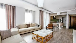 Smartly Designed 3 Bedroom Apartments in Antalya Kepez, Interior Photos-8