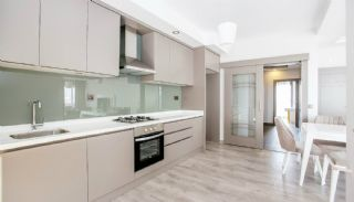 Smartly Designed 3 Bedroom Apartments in Antalya Kepez, Interior Photos-9
