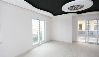 5+1 Duplex Apartment Near to Tramway in Kepez, Antalya, Interior Photos-3