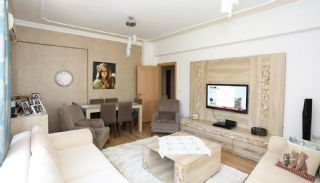 Меблированная Квартира с 3 Спальнями в Коньяалты, Анталья, Фотографии комнат-3