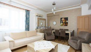 Меблированная Квартира с 3 Спальнями в Коньяалты, Анталья, Фотографии комнат-4