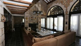Unique Stone House with the Swimming Pool in Antalya, Interior Photos-3