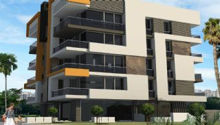 New Built 3+1 Flats Near the Konyaaltı Beach in Antalya, Antalya / Konyaalti - video