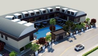 Unique Flats in Lara with Independent Access to the Pool, Antalya / Lara - video