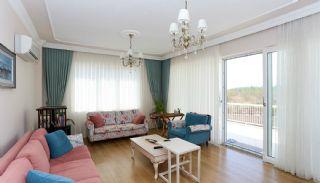 Döşemealtı Nebiler'de Yeşilliklerle Çevrili 4+1 Müstakil Villa, İç Fotoğraflar-1