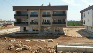 High Quality 2-Floor Twin Houses in Döşemealtı Antalya, Construction Photos-1