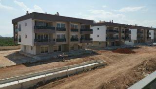 High Quality 2-Floor Twin Houses in Döşemealtı Antalya, Construction Photos-2