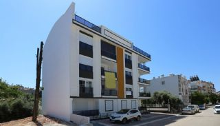 Double Fronted Flats with Natural Gas in Antalya Center, Antalya / Center