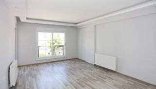 Double Fronted Flats with Natural Gas in Antalya Center, Interior Photos-1