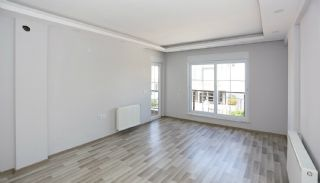 Double Fronted Flats with Natural Gas in Antalya Center, Interior Photos-2