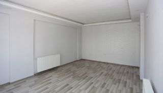Double Fronted Flats with Natural Gas in Antalya Center, Interior Photos-4
