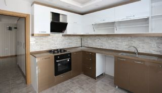 Double Fronted Flats with Natural Gas in Antalya Center, Interior Photos-5