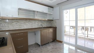 Double Fronted Flats with Natural Gas in Antalya Center, Interior Photos-6