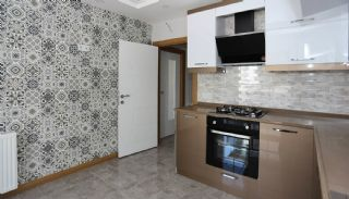 Double Fronted Flats with Natural Gas in Antalya Center, Interior Photos-7