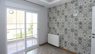 Double Fronted Flats with Natural Gas in Antalya Center, Interior Photos-8