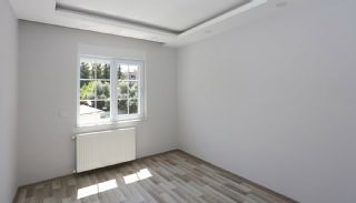 Double Fronted Flats with Natural Gas in Antalya Center, Interior Photos-9