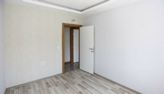 Double Fronted Flats with Natural Gas in Antalya Center, Interior Photos-10