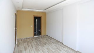 Double Fronted Flats with Natural Gas in Antalya Center, Interior Photos-12