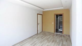 Double Fronted Flats with Natural Gas in Antalya Center, Interior Photos-13