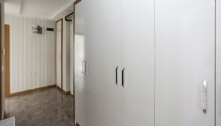 Double Fronted Flats with Natural Gas in Antalya Center, Interior Photos-16