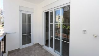 Double Fronted Flats with Natural Gas in Antalya Center, Interior Photos-19