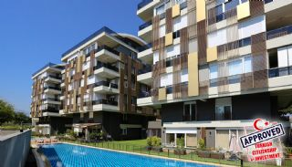 Quality Apartments in Konyaalti Antalya with Heating System, Antalya / Konyaalti