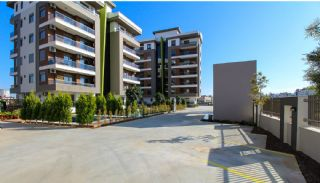 New Apartments with Separate Kitchen in Kepez Antalya, Antalya / Kepez - video