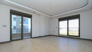 New Apartments with Separate Kitchen in Kepez Antalya, Interior Photos-2