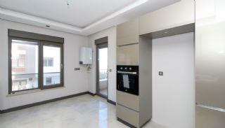 New Apartments with Separate Kitchen in Kepez Antalya, Interior Photos-5
