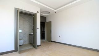 New Apartments with Separate Kitchen in Kepez Antalya, Interior Photos-9