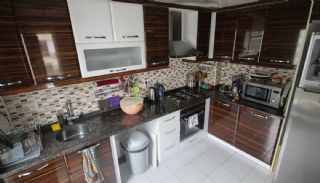 Furnished 4+2 Roof Duplex Apartment in Konyaalti Hurma, Interior Photos-5