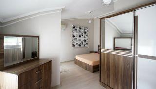 Furnished 4+2 Roof Duplex Apartment in Konyaalti Hurma, Interior Photos-9