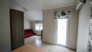 Furnished 4+2 Roof Duplex Apartment in Konyaalti Hurma, Interior Photos-11