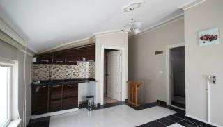 Furnished 4+2 Roof Duplex Apartment in Konyaalti Hurma, Interior Photos-13