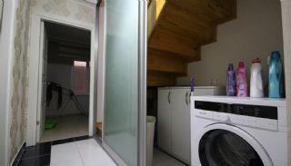 Furnished 4+2 Roof Duplex Apartment in Konyaalti Hurma, Interior Photos-19