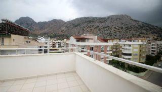 Furnished 4+2 Roof Duplex Apartment in Konyaalti Hurma, Interior Photos-22