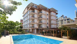 Centralbelägna Moderna Konyaalti Lägenheter, Antalya / Konyaalti