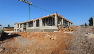 New Apartments in Kepez Antalya Near the Beltway, Construction Photos-1