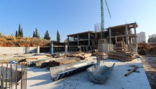 New Apartments in Kepez Antalya Near the Beltway, Construction Photos-4