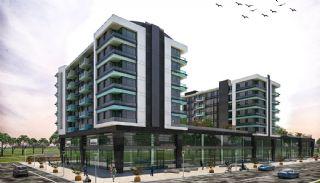 Nya lägenheter i Kepez Antalya Nära Beltway, Antalya / Kepez
